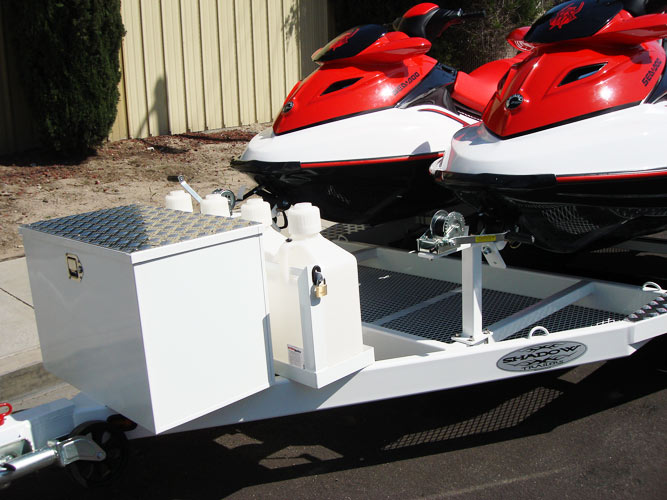 Seadoo Amp Waverunner Trailers Shadow Trailers