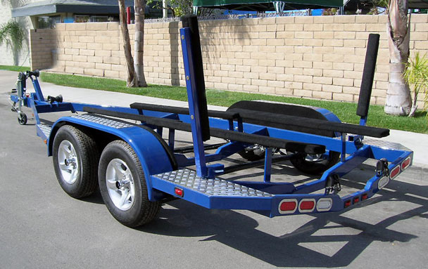 Shadow Boat Trailer