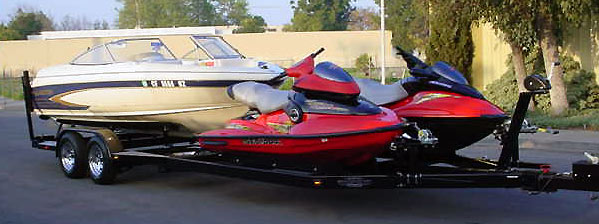 Yamaha Jet Boaters • View topic - How to trailer boat and