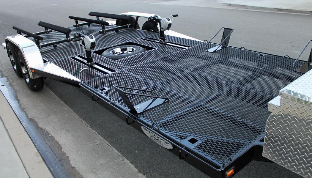 Aluminum Atv Ramps >> COMBO TRAILER   SHADOW TRAILERS
