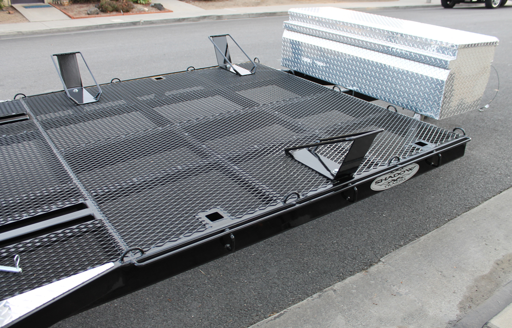 Aluminum Atv Ramps >> COMBO TRAILER | SHADOW TRAILERS