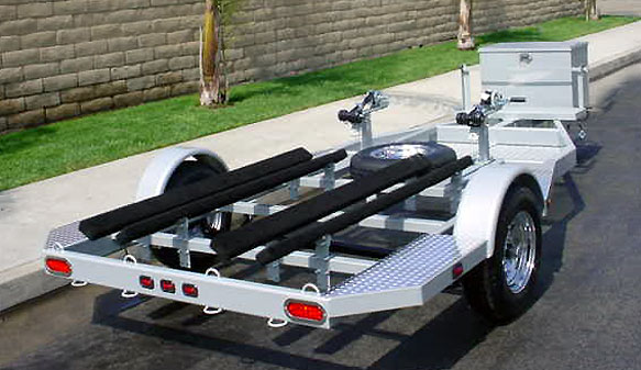 Photo of Shad II Jet Ski Trailer