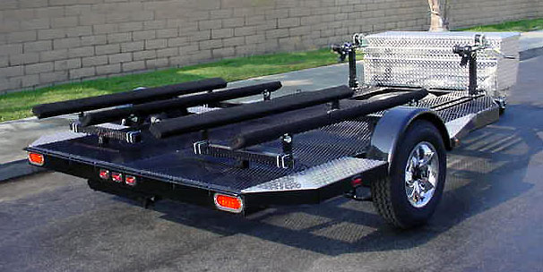 Photo of Shad II Combination Trailer