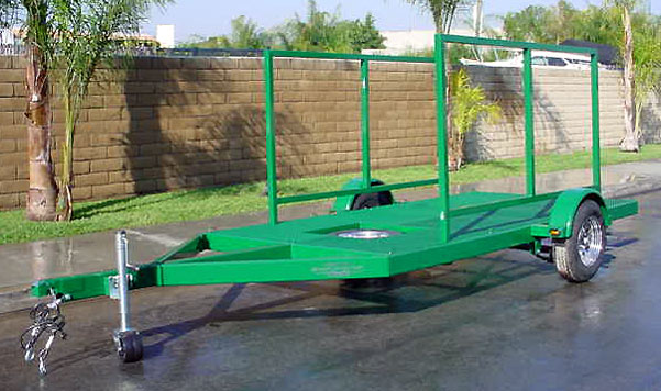 Photo of Shadow Flatbed Trailer